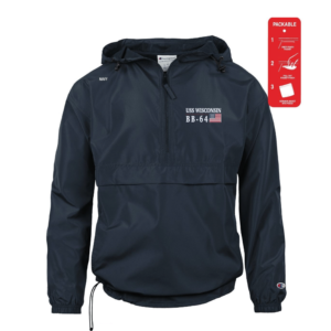 USS Wisconsin Jacket by Champion